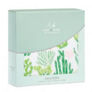 Cactus Blooms Classic Single Swaddle By Aden and Anais