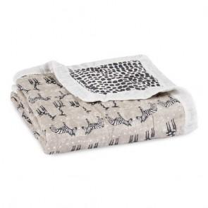 Sahara Motif Silky Soft Bamboo Muslin Dream Blanket by Aden and Anais