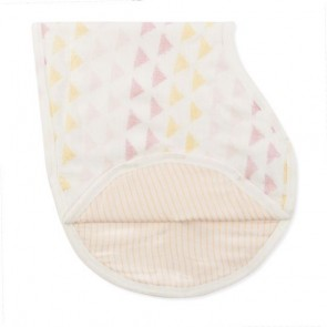 Metallic Primrose Birch Single Burpy Bib by Aden and Anais