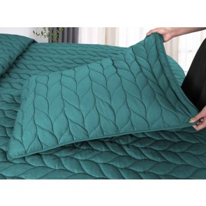 9 Pieces Ultrasonic Comforter Set by Kingtex
