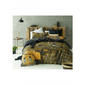 Computer Power Gold King Quilt Cover Set by Accessorize