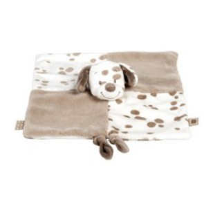 Max, Noa & Tom Collection - Doudou Comforter Max The Dog by Nattou
