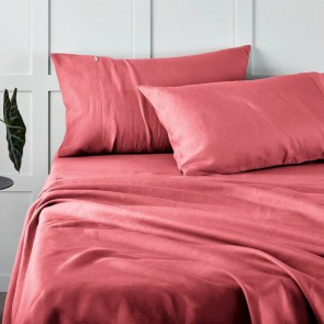 Abbotson Linen Fitted Sheet by Sheridan