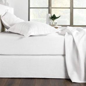 Abbotson Linen Bed Skirt