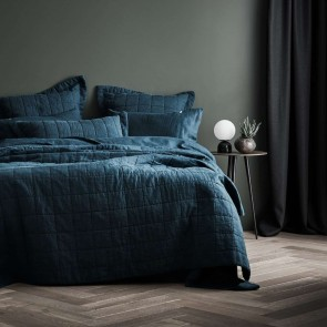 Abbotson Queen Linen Bed Cover by Sheridan