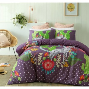 Nevada Quilt Cover Set by Accessorize