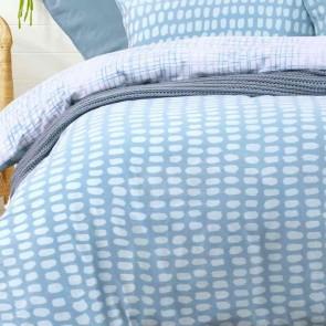 Reversible Cotton Flannel Quilt Cover Set by Accessorize