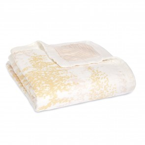Metallic Primrose Dream Blankets by Aden and Anais CS