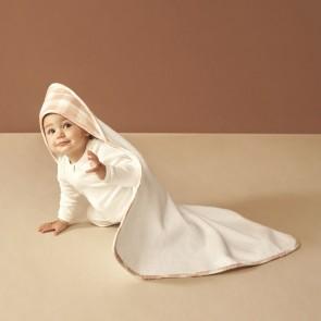 Albie Hooded Baby Towel by Sheridan