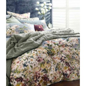 Alena Quilt Cover Set by MM Linen
