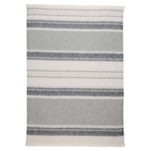 Arctic Alpaca Throw Rug by St Albans