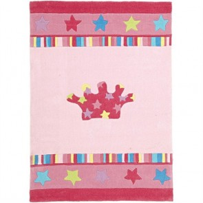 Annas Crown Kids Rug by Unitex