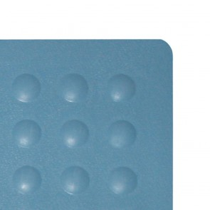 Rubber Shower Mat by Bambury