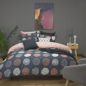 Kenzie Quilt Cover Set by Ardor