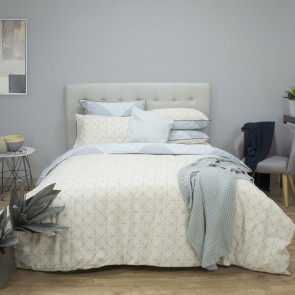 Wesley Quilt Cover Set by Ardor