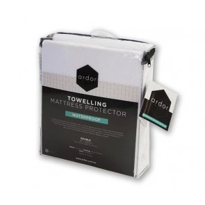 Towelling WaterProof Mattress Protector by Ardor