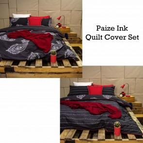 Paize Quilt Cover Set by Ardor