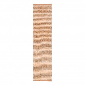 Aria Jute Runner Rug by FAB Rugs