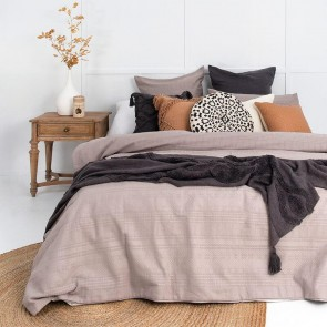 Ashcroft Quilt Cover Set by Bambury