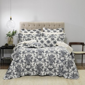 Ashton King Single Bedspread Set by Bianca