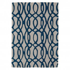 Asiatic Max Wire Modern Rug by Rug Culture