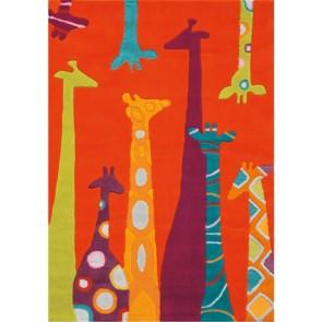 Giraffe Kids Rug by Arte Espina