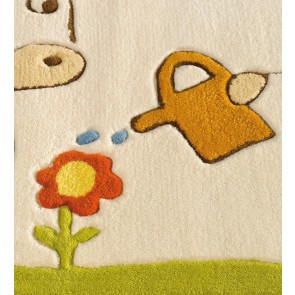 Cow Kids Rug by Arte Espina
