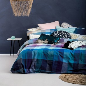 Atticus Quilt Cover Set by Bambury