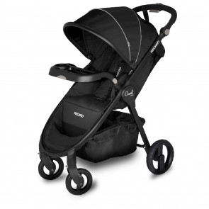 Performance Denali Luxury Stroller Onyx by Recaro