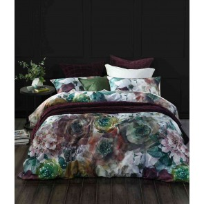 Aubrey Quilt Cover Set by MM Linen