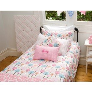 Autumn Single Quilt Cover Set by Lullaby