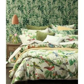 Aviary Super King Quilt Cover Set by MM Linen