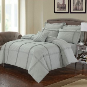 Avoca Double Quilt Cover Set by Anfora