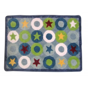 Wings Rug by Lambs N Ivy