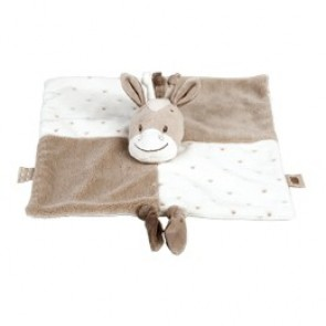 Max, Noa & Tom Collection - Doudou Comforter Noa The Horse by Nattou