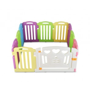 Baby Playpen - 11 Panels by Cuddly Baby