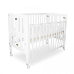 Fold N Go Timber Cot by Babyhood