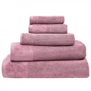 Costa Cotton Bath Towels by Bambury