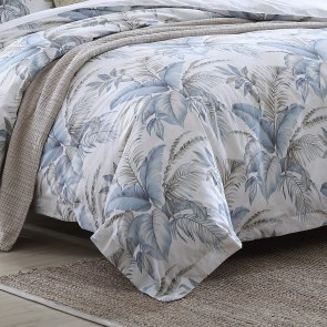 Bakers Bluff Printed Quilt Cover Set by Tommy Bahama