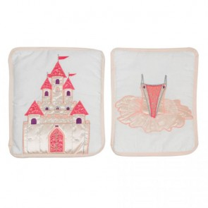Ballerina Princess 3pc Wall Hanging by Amani Bebe