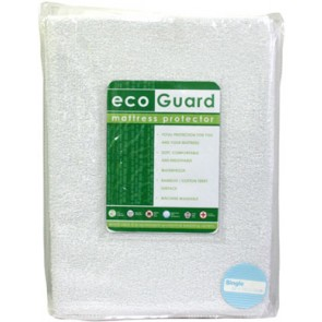 Eco Guard Baby Cot Mattress Protector by Bambury