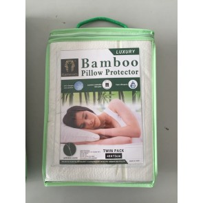 Bamboo Pillow Protectors by Ramesses