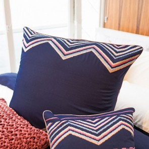Campbell European Pillowcase by Bambury