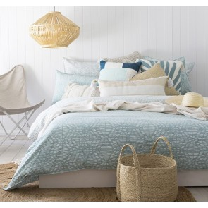 Cayman Quilt Cover Set by Bambury