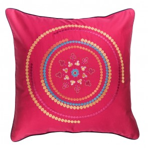 Estelle Square Cushion by Bambury