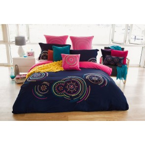Estelle Quilt Cover Set by Bambury