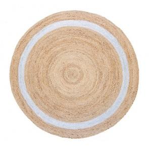 Luna Round Floor Rug by Bambury