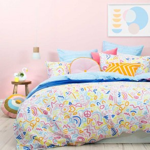 Sami Quilt Cover Set By Bambury