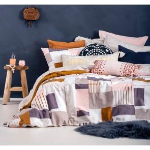 Soho Quilt Cover Set by Bambury