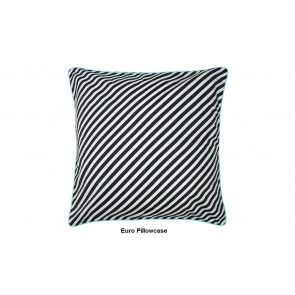 Tilo European Pillowcases By Bambury